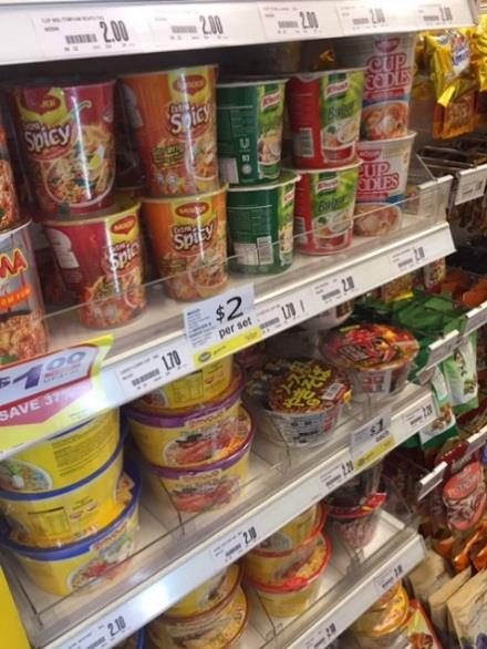 Research on Japanese Ramen Noodles in Singapore